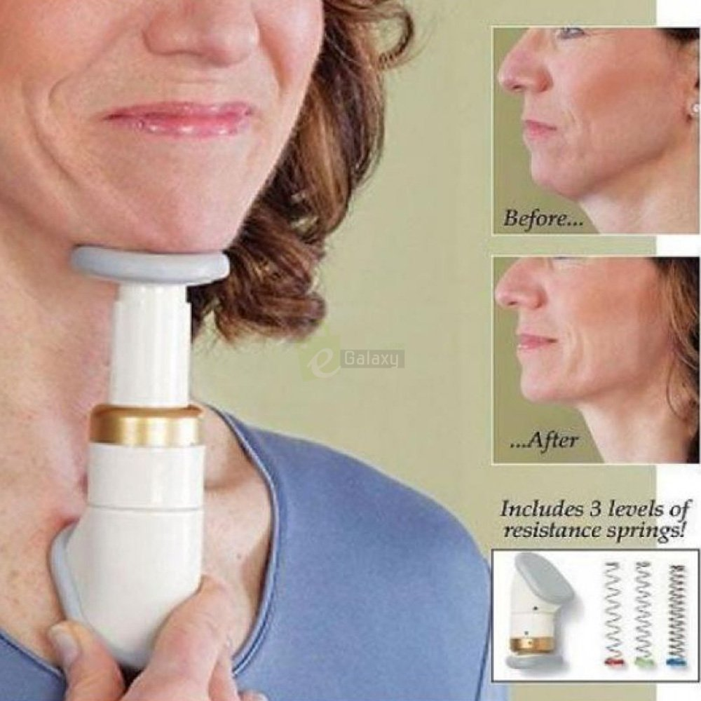 Neck Slimmer Neckline exerciser Thin Jaw Liner