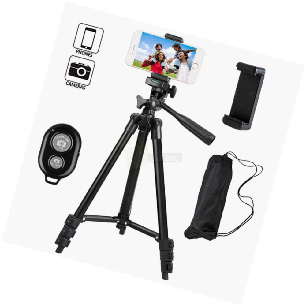 Tripod Stand 3120 for camera and mobiles FEATURES