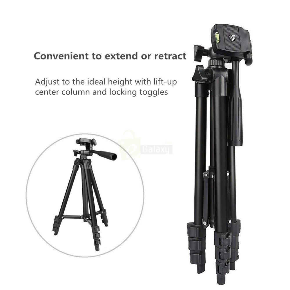 Tripod Stand 3120 for camera and mobiles extendable
