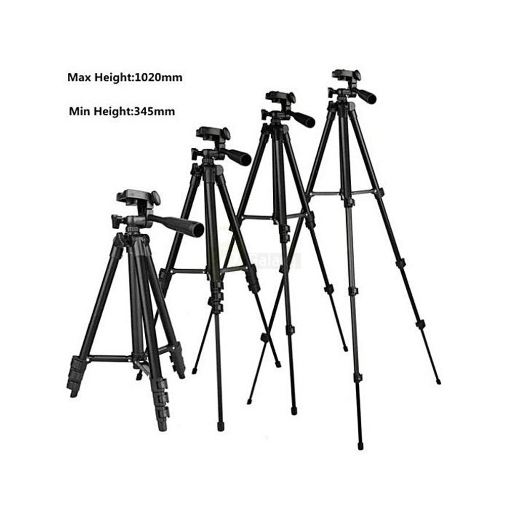 Tripod Stand 3120 for camera and mobiles max height