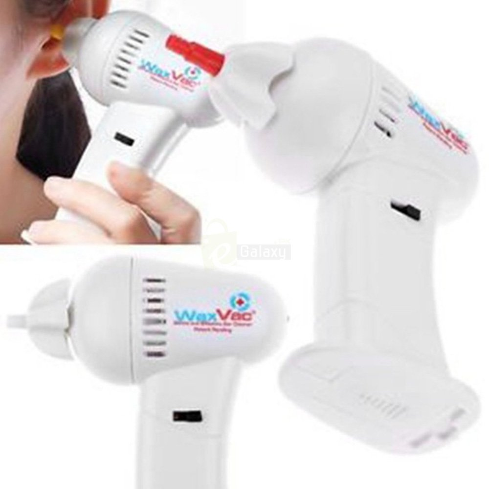 Wax Vac Gentle and Effective Ear Cleaner main